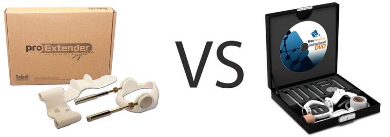 SizeGenetics vs ProExtender